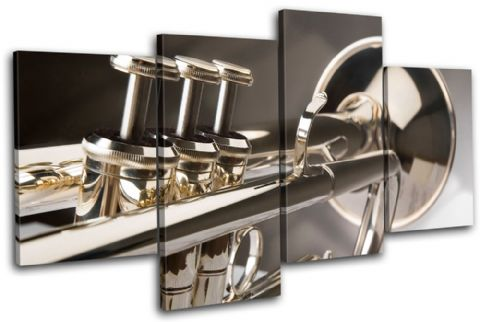 Trumpet INSTRUMENTS  Musical - 13-1066(00B)-MP04-LO